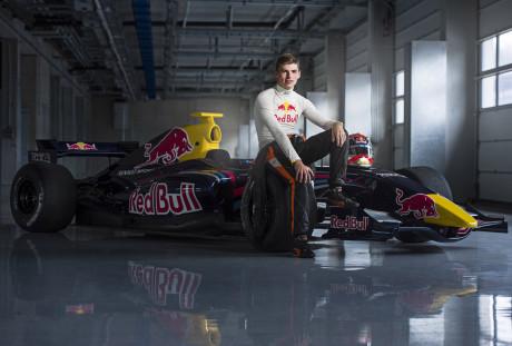 Max Verstappen, filho de Jos, pode se tornar o mais jovem piloto a estrear na F-1 (Foto Getty Images)