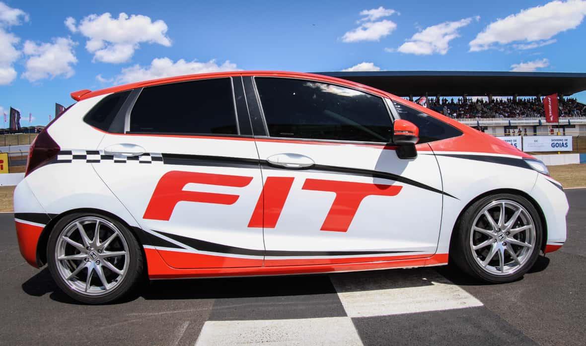 Fit Pace Car 7 - Luiz PiresVipcomm