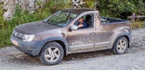 Foto Legenda 02 coluna 3314 - Picape Dacia Duster