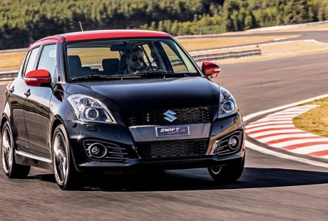 Foto Legenda 03 coluna 3514 Suzuki swift sport