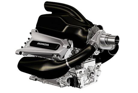 Honda apresentou primeira imagem do seu motor de F-1 (Foto Honda)