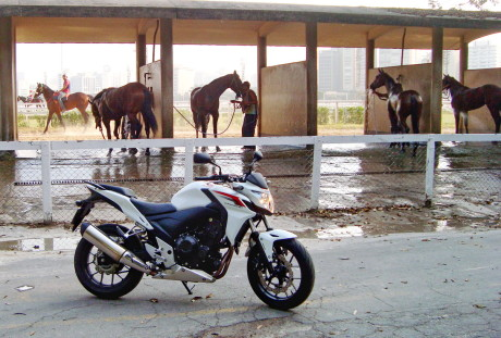 Posição tradicional de montada