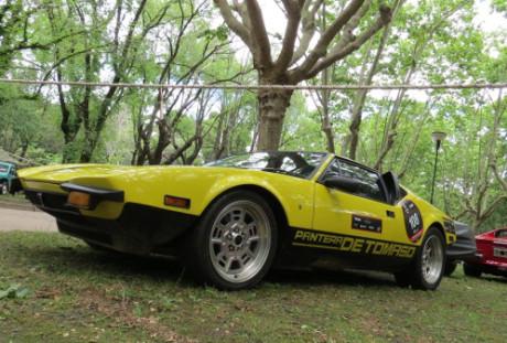 Foto Legenda 03 coluna 4214 De Tomaso  Autoclásica, uma aula de antigomobilismo Foto Legenda 03 coluna 4214 De Tomaso