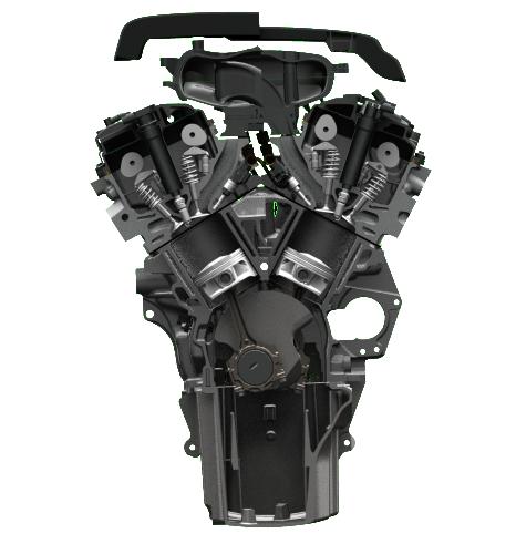 HFV6 Motor Conjunto