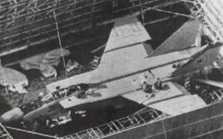 Mig  MiG-25, O MORCEGO GIGANTE SOVIÉTICO Mig