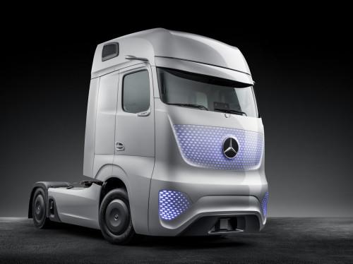 UMA VISÃO REALISTA DO FUTURO mercedes future truck 2025 021 1