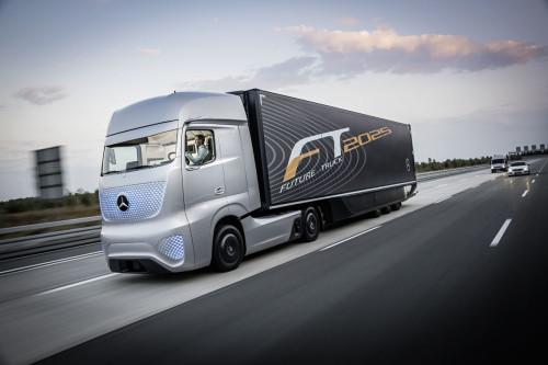 UMA VISÃO REALISTA DO FUTURO mercedes future truck 2025 045 1