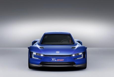 Pequena área frontal: 0,44 m² (foto: divulgação)  VW XL SPORT: O PERFIL DO ESPORTIVO DO FUTURO vw xl sport 10 1 jpg  q100