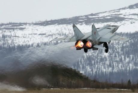 wikimedia Russian_Air_Force_Mikoyan-Gurevich_MiG-25RB_Pichugin-1  MiG-25, O MORCEGO GIGANTE SOVIÉTICO wikimedia Russian Air Force Mikoyan Gurevich MiG 25RB Pichugin 1