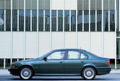 BMW 540i  DEZ CARROS MAIS LEGAIS ATÉ R$ 35 MIL BMW 540i1