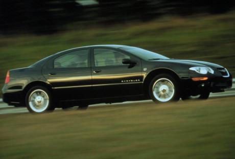 Chrysler-300M_1999  DEZ CARROS MAIS LEGAIS ATÉ R$ 35 MIL Chrysler 300M 19991