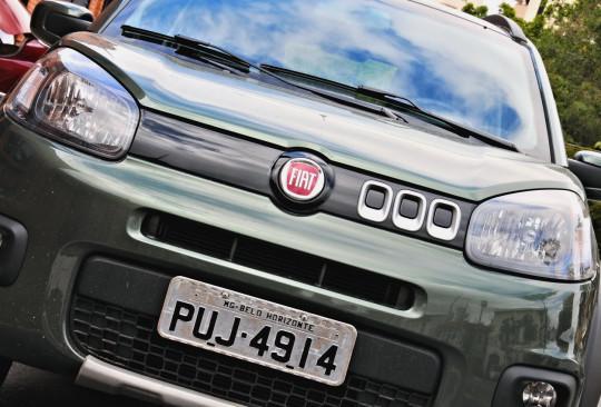 Fiat Uno Way 1,0