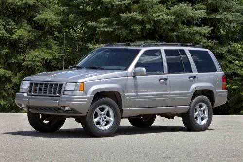 DEZ CARROS MAIS LEGAIS ATÉ R$ 35 MIL Jeep Grand Cherokee
