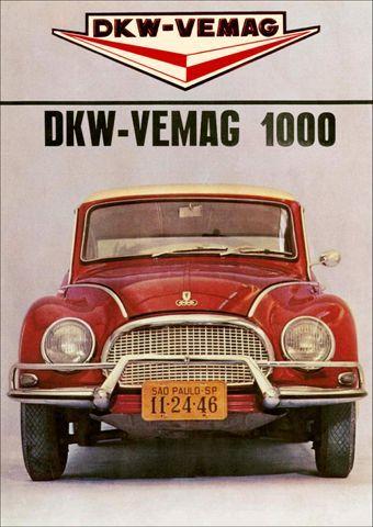 Mil  DKW, UM CARRO EMBLEMÁTICO Mil