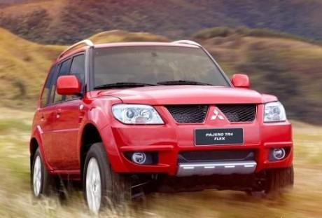 TR4  Mundo do automóvel: SUV ou SAV? TR4