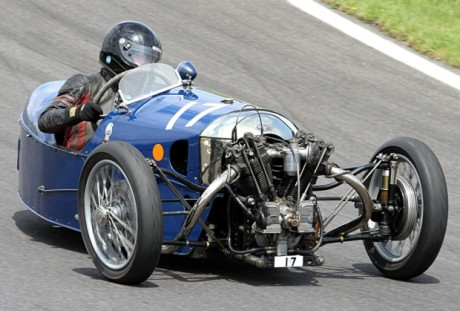 Morgan 3 Wheeler (horncastlenews.co.uk)