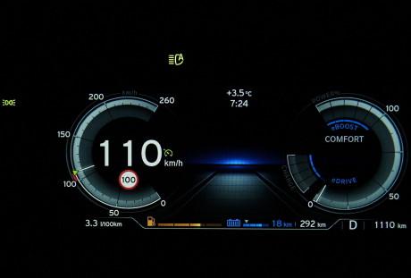 0.33 consumption  BMW i8, NO USO 0