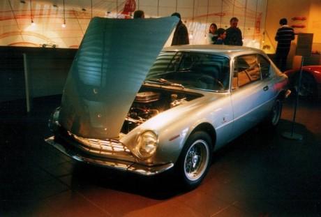186_GT_Coupe_Innocenti_-1963  INNOCENTI 186 GT, UMA SURPRESA 186 GT Coupe Innocenti  1963