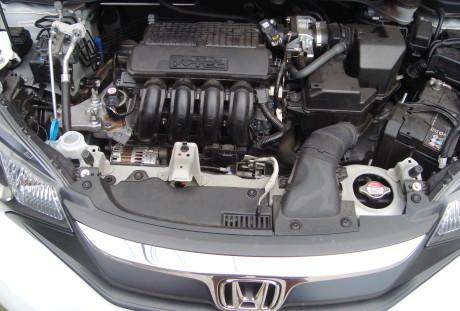 O motor serviria bem a um pequeno e moderno esportivo