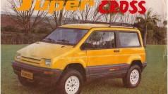 Foto Legenda 03 coluna 4914 - Gurgel BR 800 Super Cross