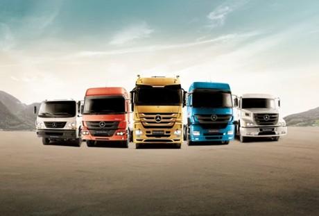 MB trucks