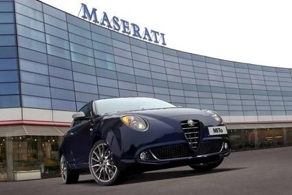 SERÁ QUE OS PLANOS DA FIAT-CHRYSLER DE CHEGAR AOS MERCADOS PREMIUM DARÃO CERTO? Maserati fabrica