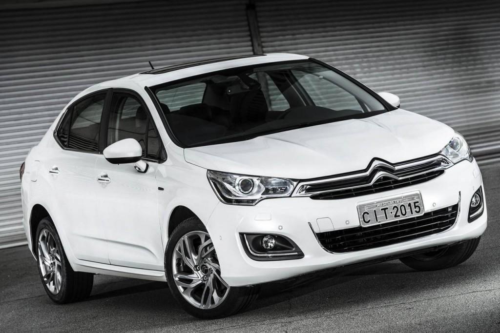 Revisto, melhorado, o Citroën C4 Lounge citroen