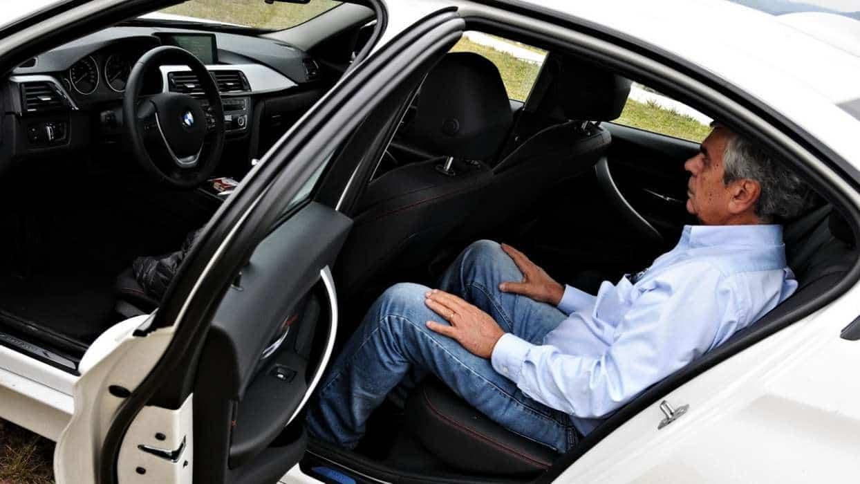 Bob atrás do Bob vai muito bem  BMW 320i ACTIVE FLEX, NO USO BMW 320i ActiveFlex AUTOentusiastas 09