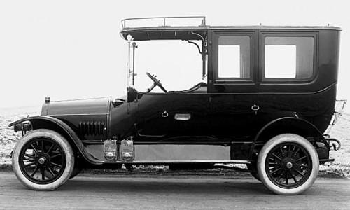 Benz 22-55 (Internationales Ibbenbuerener Schnauferltreffen)