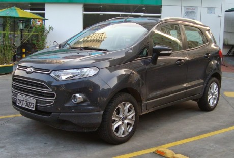 Ford Ecosport (foto: autor)