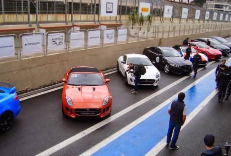 Jaguar F-Type (foto: autor)
