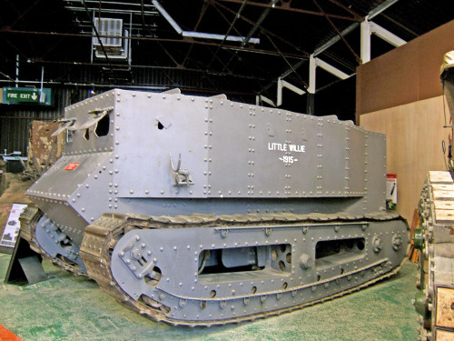 Little Willie (tanks-encyclopedia.com)