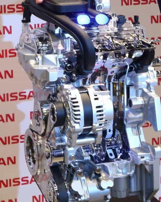 Nissan 3cil alone
