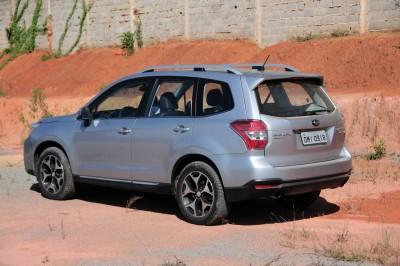 Subaru Forester XT 07