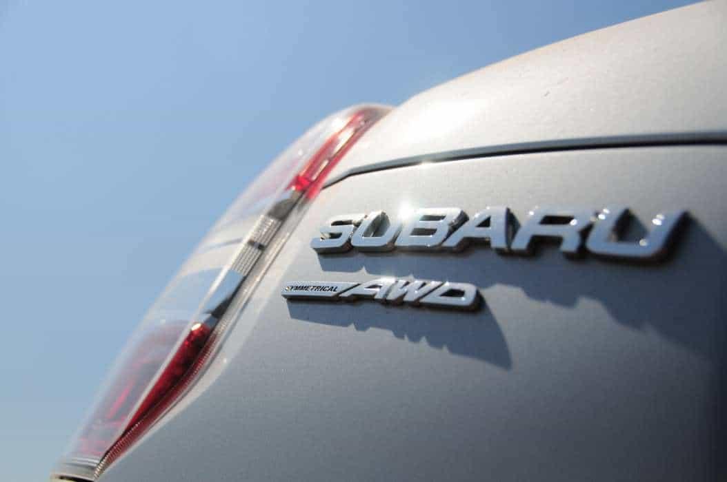 Subaru Forester XT 12