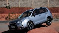 Subaru Forester XT 14