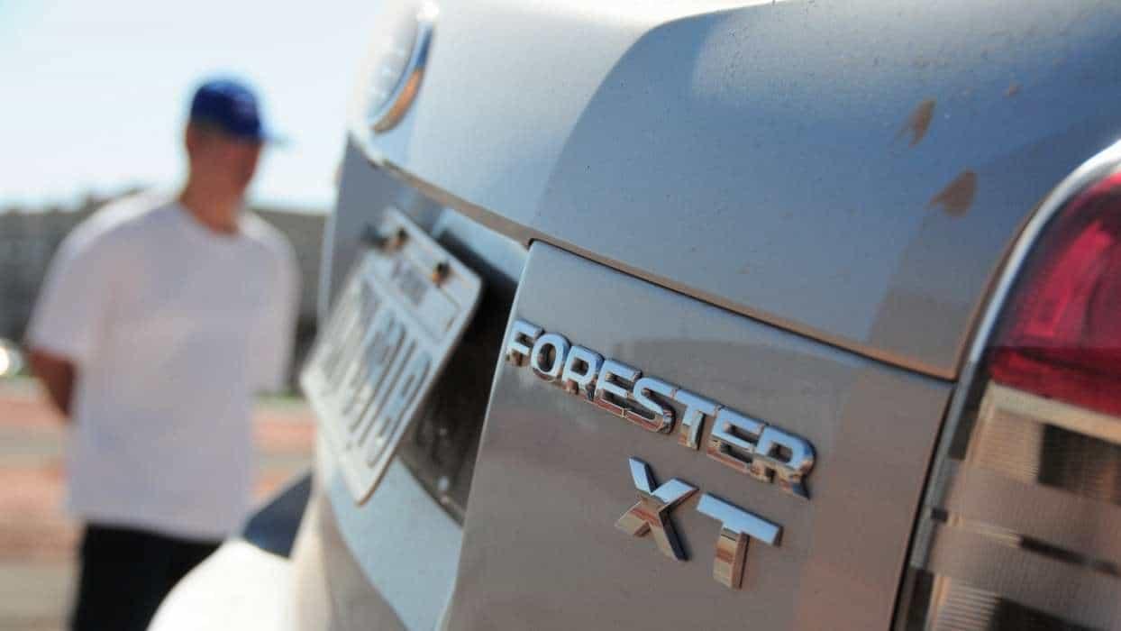 Subaru Forester XT 17