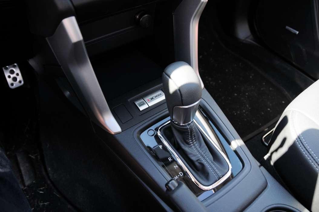 Subaru Forester XT 20
