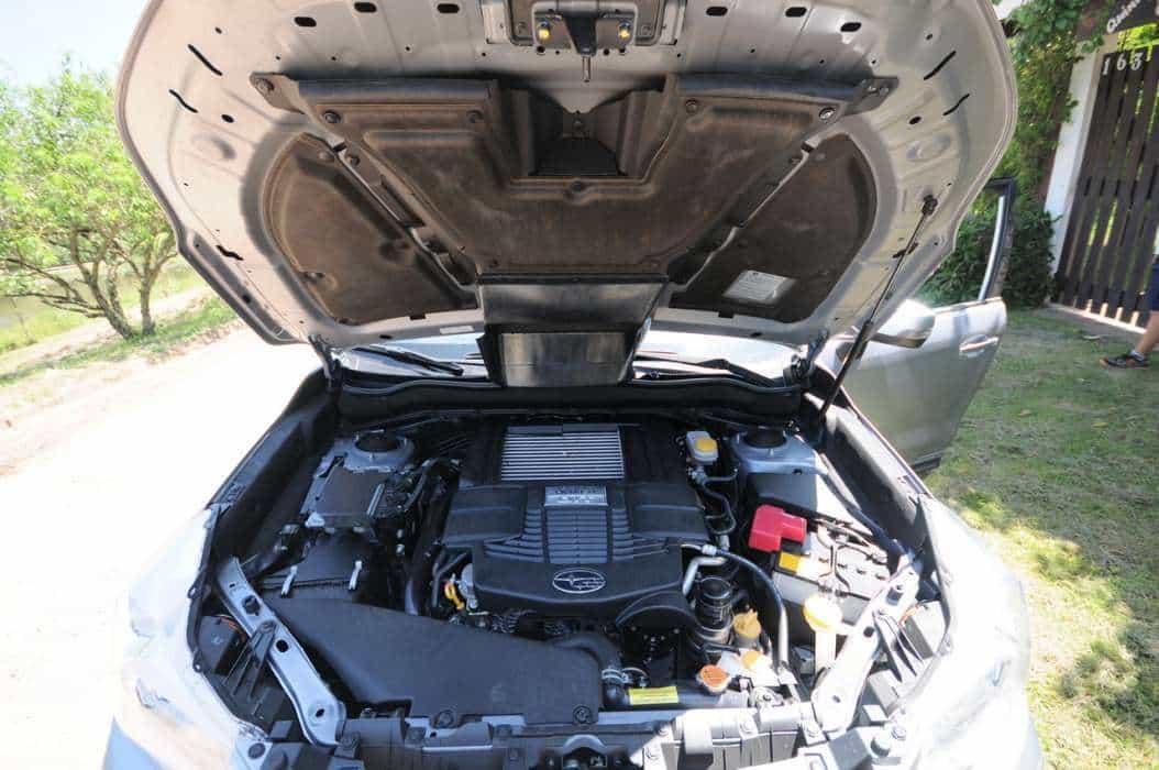 Subaru Forester XT 27