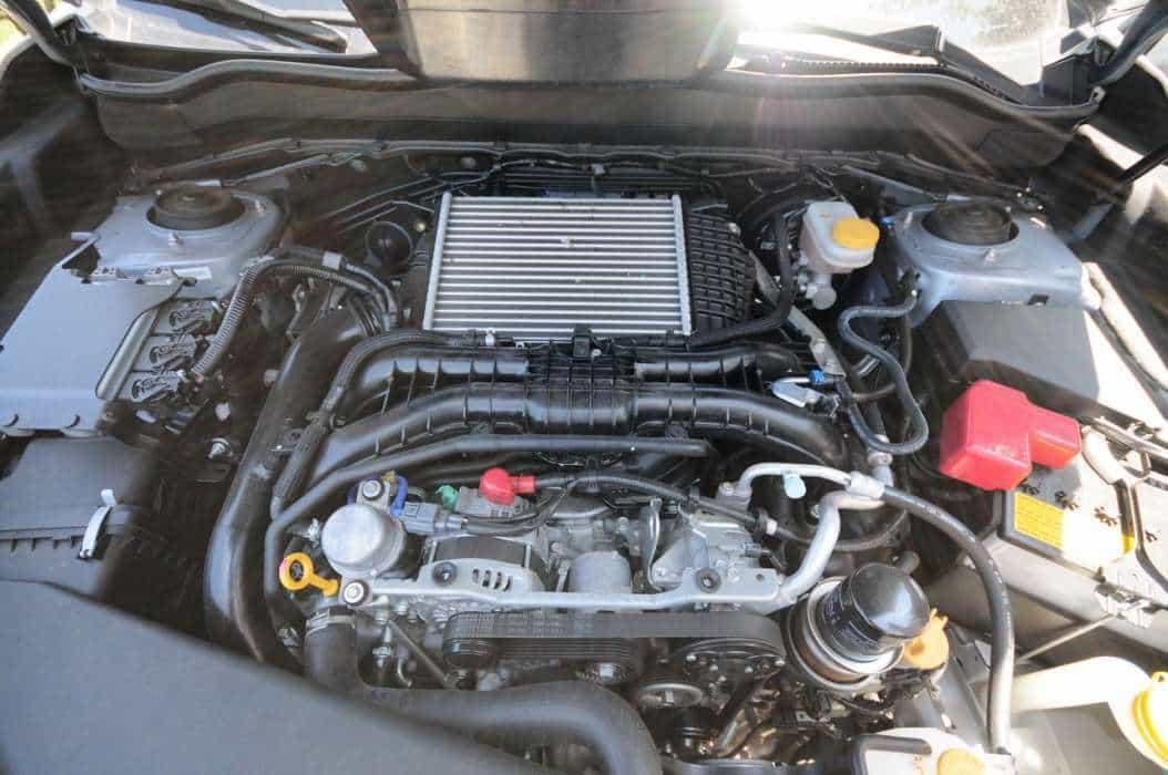Subaru Forester XT 29