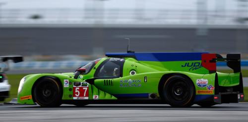O Ligier Judd que Negri vai pilotar na Europa (Foto Khron Racing)