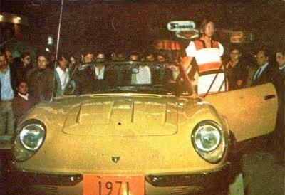 GTE SPYDER_Salao_1970(1)  O GT MALZONI, O PUMA E O BOB GTE SPYDER Salao 19701