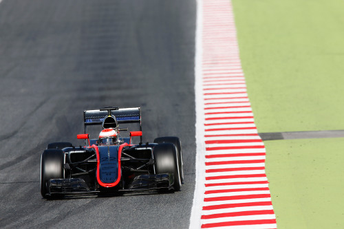 McLaren MP4/30-Honda