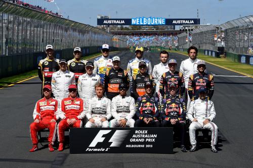 Classe de 2015 tem veteranos, calouros e as eternas diferenças (Foto Ferrari)
