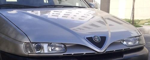 Alfa Romeo 145 Elegant (Foto do Autor)  PARA GOSTAR DE MEXER Alfa Romeo 145 Elegant Foto do Autor
