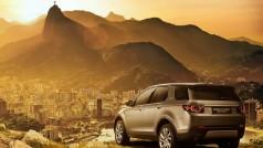 Discovery Sport - RIO DE JANEIROa