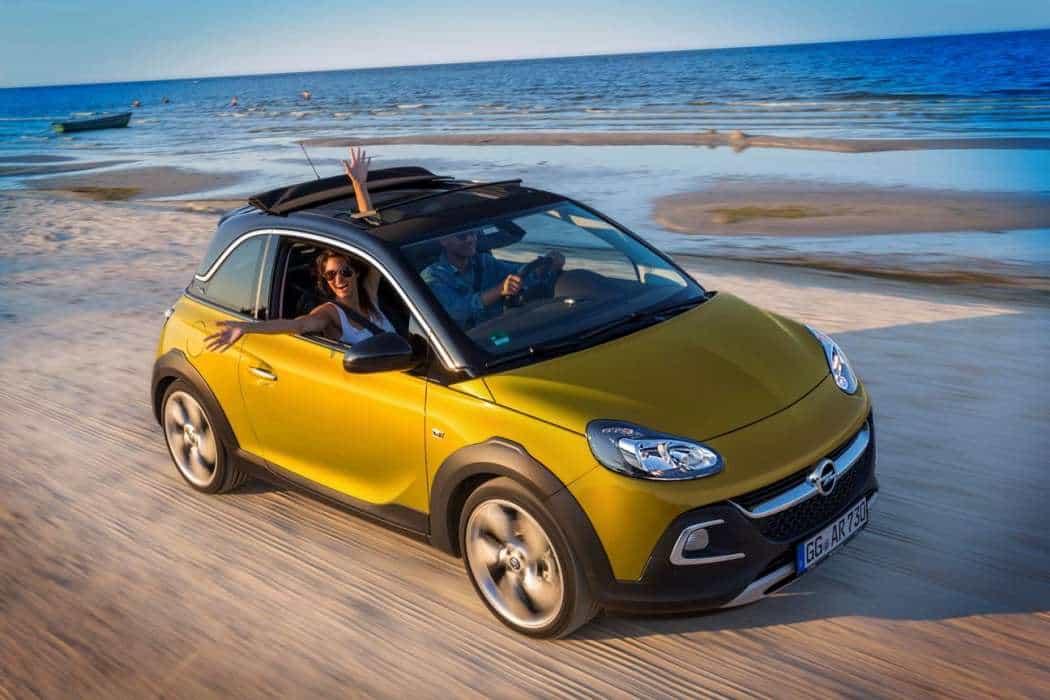Opel Adam 50  Ri melhor... Opel Adam 50