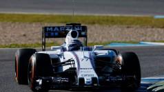 Williams FW37 Mercedes (Foto Wllliams)