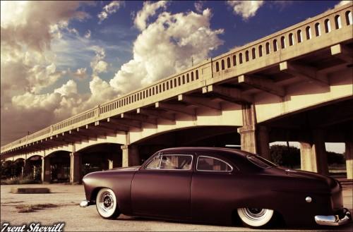 Um 49 personalizado mostra a forma puríssima de seu desenho (myrideisme.com)  FORD FORTY NINE 1949 ford coupe pictures8