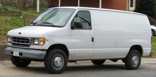 Ford--Econoline